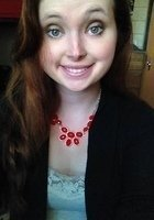 A photo of Rachel, a tutor from University of Georgia