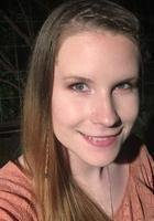 A photo of Amber, a tutor from San Antonio College