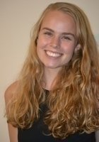 A photo of Laura, a tutor from Boston University