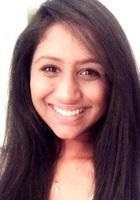 A photo of Amrutha, a tutor from The University of Texas-Pan American