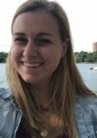 A photo of Kayla, a tutor from Northeastern University