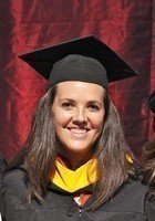 A photo of Veronica, a tutor from Kennesaw State University