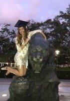 A photo of Pamela, a tutor from Florida International University