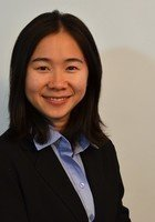 A photo of Vi, a tutor from Saint Josephs University