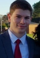 A photo of Nathan, a tutor from University of Alabama at Huntsville
