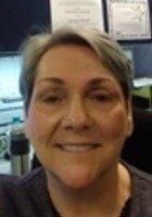 A photo of Karen, a tutor from LeTourneau University