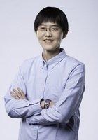 A photo of Yiyang, a tutor from China Medical University