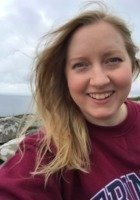 A photo of Erin, a tutor from Culver-Stockton College