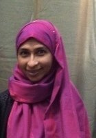 A photo of Uzma, a tutor from The University of Texas at Dallas
