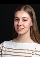 A photo of Sophie, a tutor from Washington University in St Louis