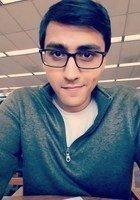 A photo of Rasesh, a tutor from University of Arizona