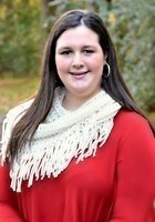 A photo of Allison, a tutor from West Virginia University