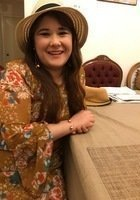 A photo of Minerva, a tutor from The University of Texas at San Antonio