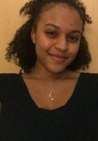 A photo of Amalia, a tutor from Massachusetts College of Liberal Arts