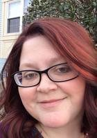 A photo of Christina, a tutor from Liberty University