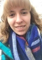 A photo of Hannah, a tutor from Merrimack College