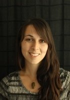 A photo of Megan, a tutor from Fordham University