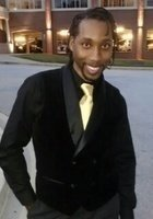 A photo of Malcom, a tutor from Morehouse College