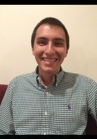 A photo of Andrew, a tutor from Boston College