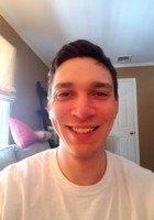A photo of Greg, a tutor from Elon University