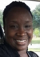 A photo of Felicia, a tutor from Fayetteville State University