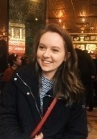 A photo of Julia, a tutor from Barrett the Honors College at ASU