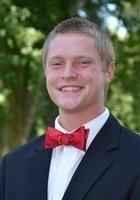 A photo of Zechariah, a tutor from Saint Marys University of Minnesota
