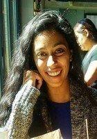 A photo of Sravanthy, a tutor from University of Michigan-Ann Arbor