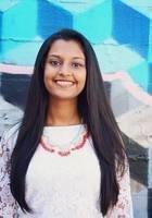 A photo of Shami, a tutor from University of Virgina