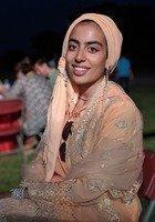 A photo of Sana, a tutor from SUNY College at Buffalo