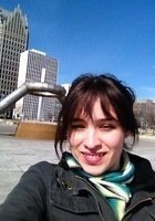 A photo of Rosio, a tutor from Wayne State University