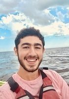 A photo of Mohammad, a tutor from Florida International University