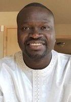A photo of Cherif, a tutor from Universite Gaston Berger, Saint-Louis Senegal