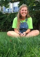 A photo of Julia, a tutor from University of Missouri-Columbia