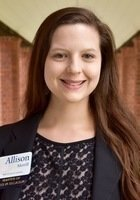A photo of Allison Merrill, a tutor from Jacksonville University