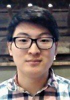 A photo of Jonas, a tutor from Cornell University