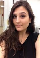 A photo of Eirini, a tutor from CUNY City College