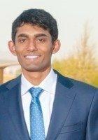 A photo of Vignesh, a tutor from Duke University