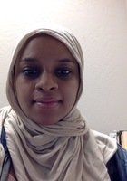 A photo of Rawan, a tutor from James Madison University