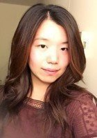 A photo of Xiqi, a tutor from SUNY College of Agriculture and Technology at Cobleskill