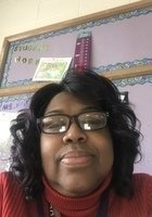 A photo of Sheila, a tutor from Harris-Stowe State University