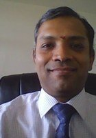 A photo of Suresh, a tutor from University of Madras