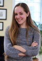 A photo of Abby, a tutor from Harvard University
