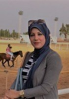 A photo of Ola, a tutor from Hashemite university