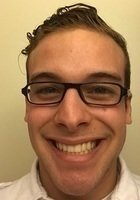 A photo of Jeremiah, a tutor from Liberty University