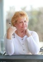 A photo of Sharon, a tutor from Southern Wesleyan University