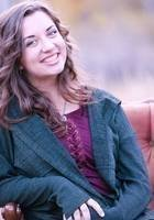 A photo of Abigail, a tutor from Brigham Young University-Provo
