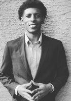 A photo of Akeem, a tutor from Eckerd College