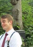 A photo of Shane, a tutor from Lenoir-Rhyne University