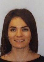 A photo of Andrea, a tutor from Arizona State University